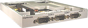 PC104 DSP chassis