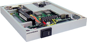 PC/104 Power Supply Frame