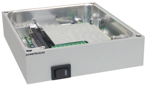 PC/104 Power Supply Stackable Enclosure