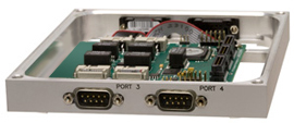 Ethernet Switch Chassis